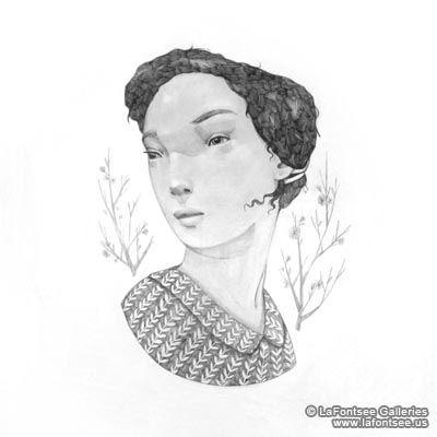 Vine by  Rebecca Green