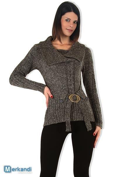 STOCK MAGLIERIA AZIENDALE DA DONNA #84962 | Stock abbigliamento | merkandi.it