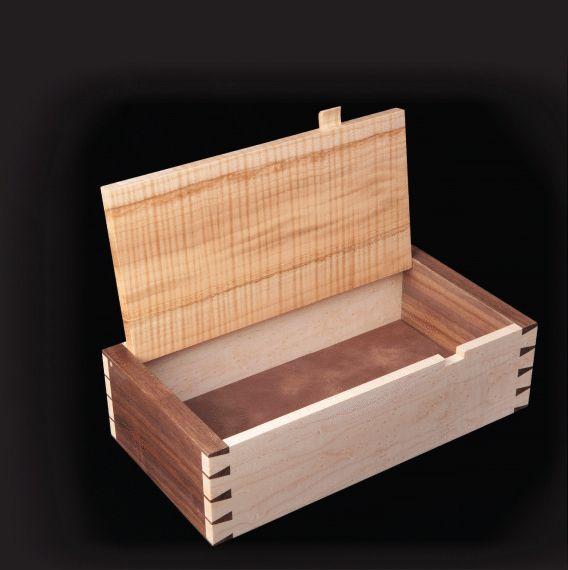 PIVOT HINGE BOX