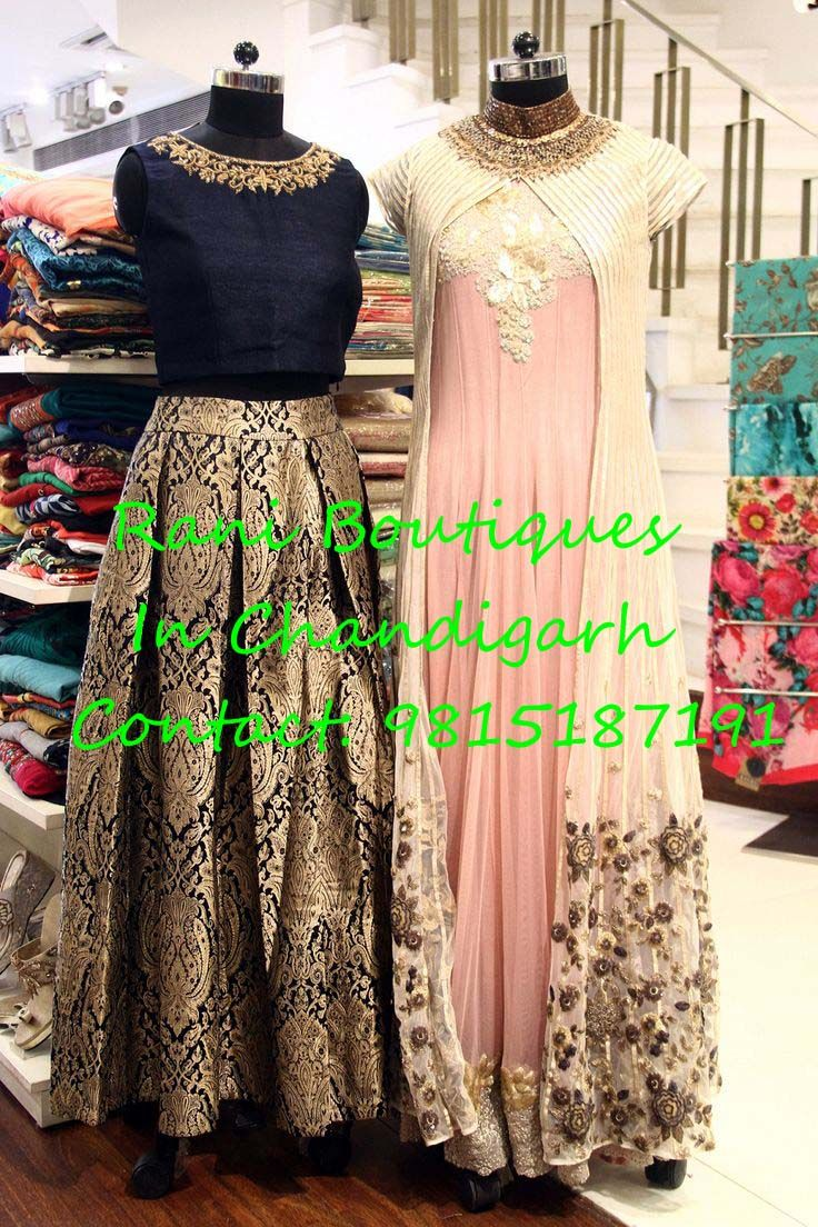 Top 20 Designer Boutiques In Chandigarh For Your Shopping Needs Best Dress Shops Nice Dresses Chandigarh