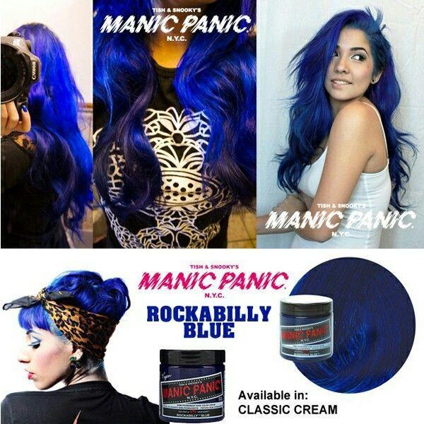 Eccezionale 18 best Manic Panic - Rockabilly Blue images on Pinterest  YY22