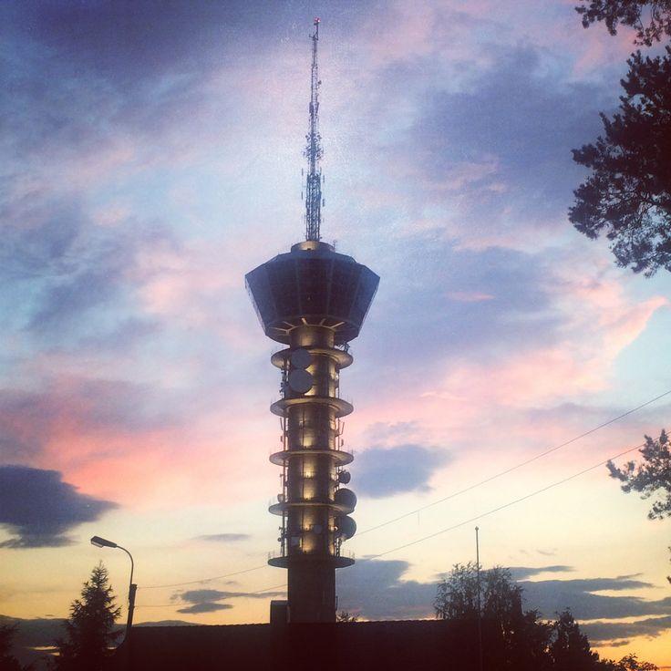 Tyholttårnet #niceview