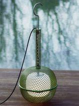 Portable lamp / contemporary / outdoor / PMMA