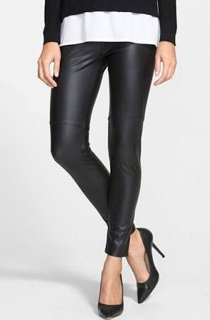Love! Another stitch fix member just got these! Lysse Keeley Faux Leather Legging