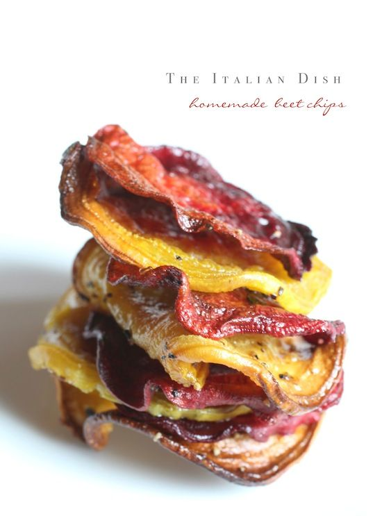 ... Beet Chips | Favorite Recipes | Pinterest | Beet Chips, Beets and