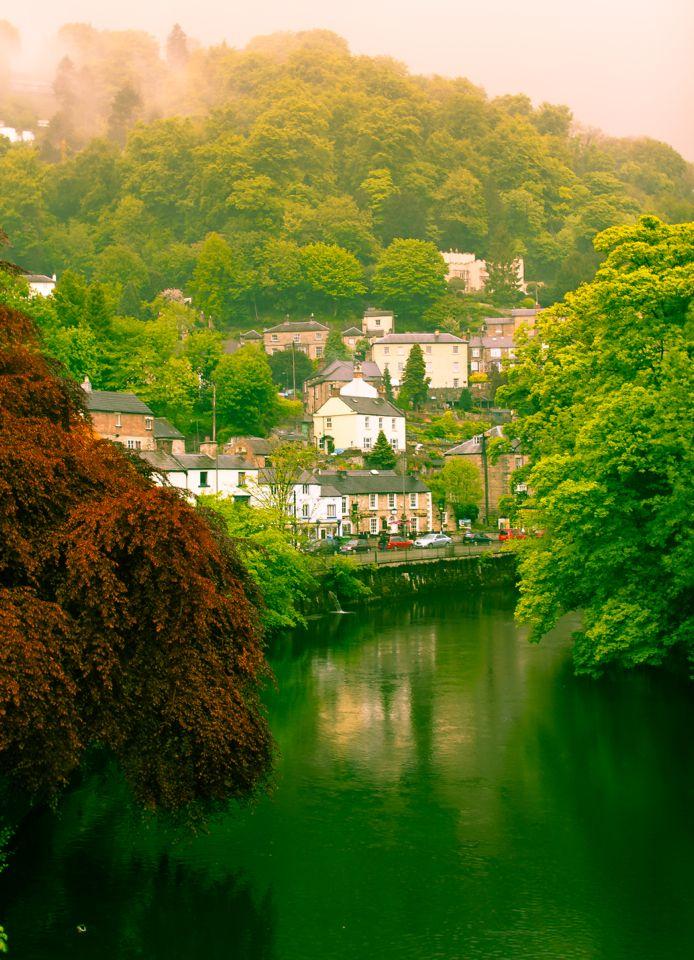 Matlock Bath - Derbyshire, Uk.