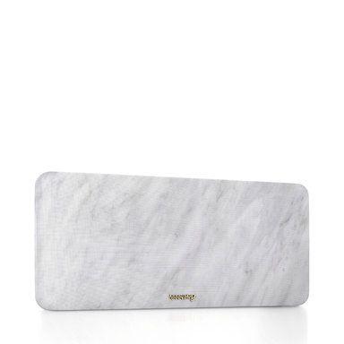 Sound Piece Grill Carrara, White Marble