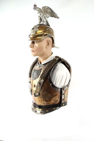 garde du corps helmet and breastplate 1740 1918 garde du corps regiment pinterest. Black Bedroom Furniture Sets. Home Design Ideas