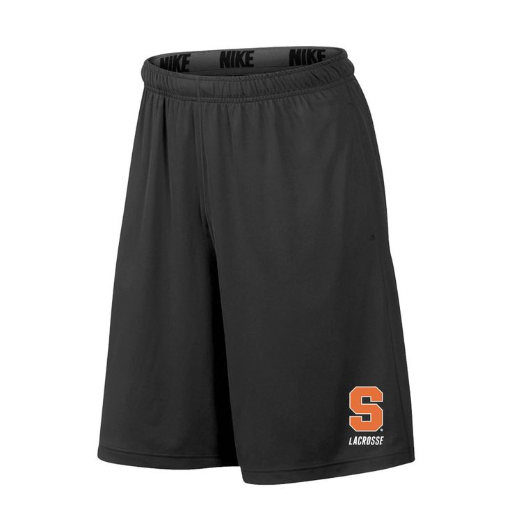 These Nike Fly Syracuse Lacrosse shorts are lightweight and the most comfortable shorts out there! #laxdotcom #wpgtg #Nike #Syracuse