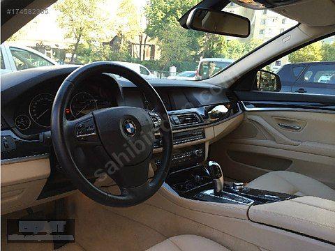 Kiralık 2012 Model BMW 520D