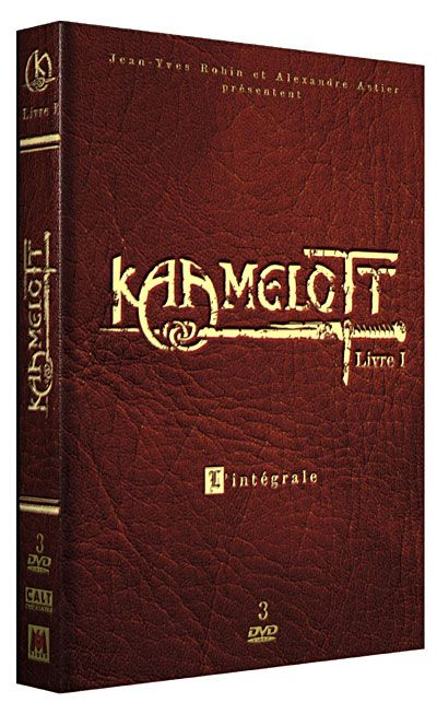 Kaamelott - Livre I - L'Intégrale - Edition Collector