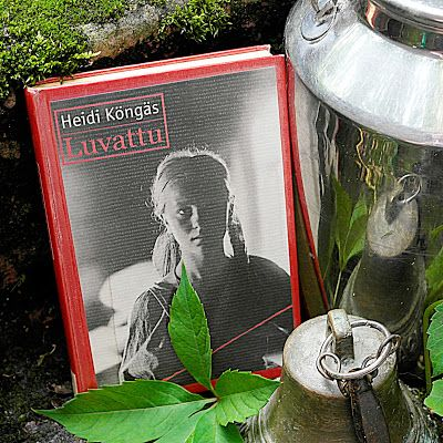 Kirja vieköön!: Heidi Köngäs - Luvattu