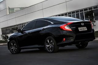 honda civic 2017 fotos