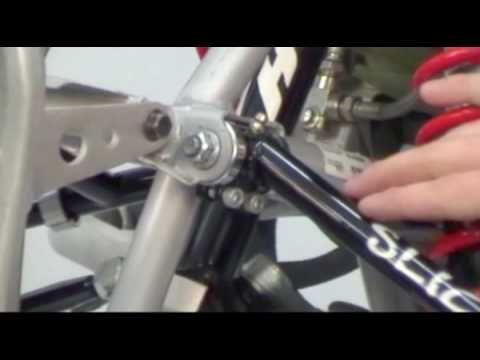 Houser Racings +1 Honda TRX450R Standard Shock A-Arms.    ~~~~~~~ TRAX ATV Store - traxatv.com ~~~~~~~ TRAX ATV Youtube - https://www.youtube.com/channel/UCI_ZJAkR3aGdwcM0z7dO94w/videos?view=1=grid
