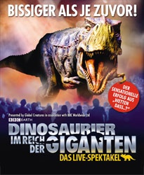 Dinosaurier - Im Reich der Giganten - Bissiger als je zuvor!