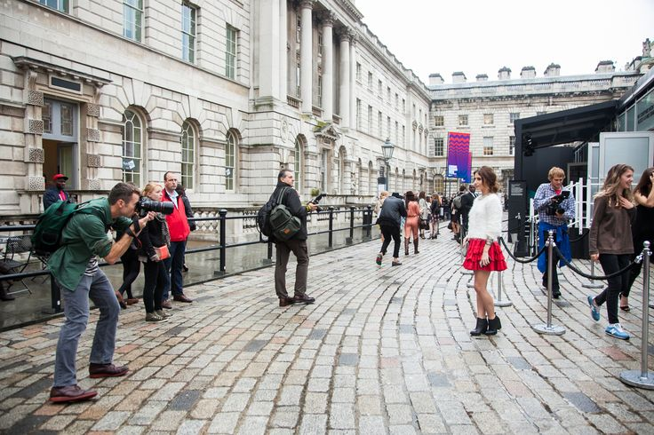 London Fashion Week SS14 – Street Style Day 1
