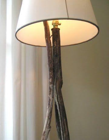 floor lamp tutorial
