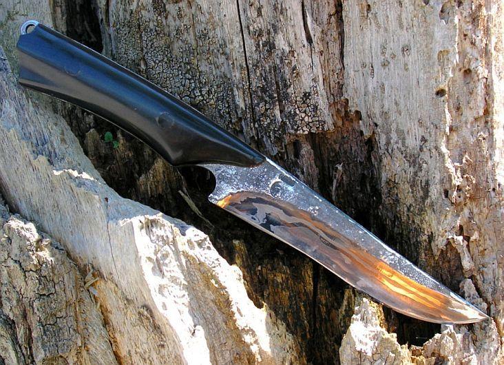nože kované - nožíř Jan Hofman