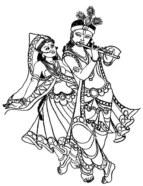 Dancing And Playing Flute Coloring Pages In 2021 Dance Coloring Pages Coloring Pages Online Coloring Pages