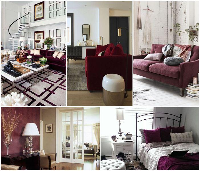 Burgundy Bedroom Ideas: 17 Best Ideas About Burgundy Decor On Pinterest