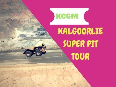 Kalgoorlie Super Pit Tour - YouTube