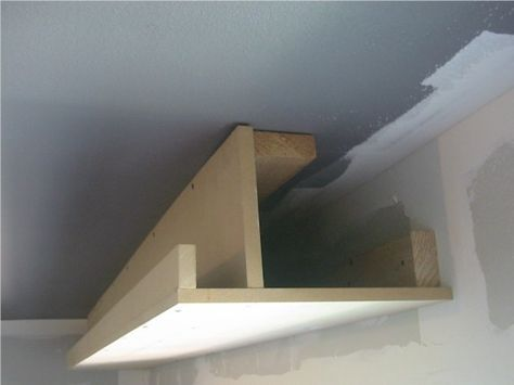 Image Result For How To Build A Tray Ceiling With Rope