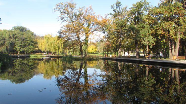 Debrecen, Békás tó Nagyerdő