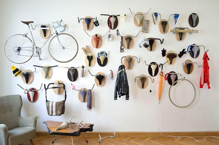 bike wandhalter