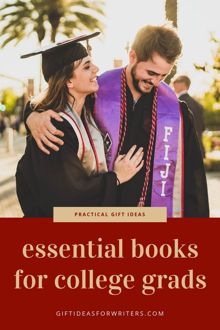 10 Essential Books To Help College Graduates Transition To