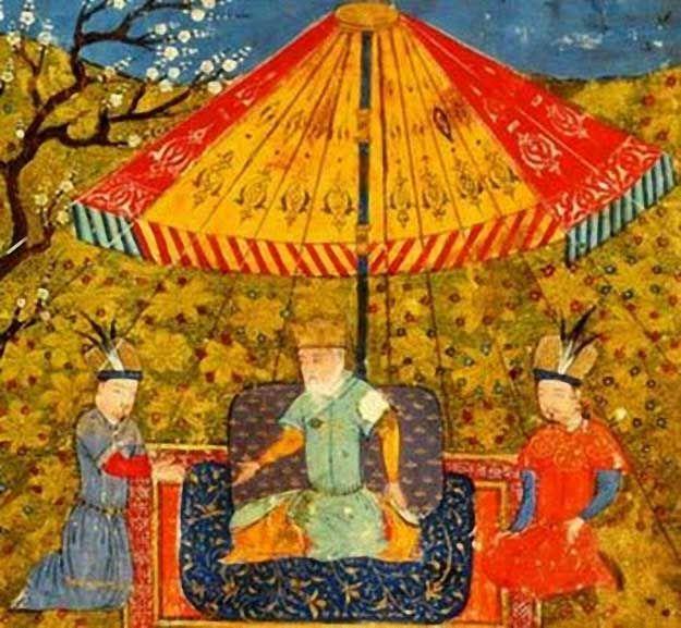 Чингис Хан, монгол, Тэмуджин, Dschinghiskhan, Чингизхан, история, я - Рус