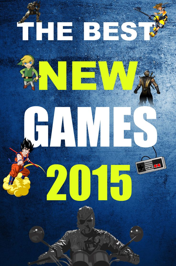 New List of Kickass Games In 2015 - Zelda - Mortal Kombat - Metal Gear Solid - Kingdom Hearts - Gaming - and many more check them out now.