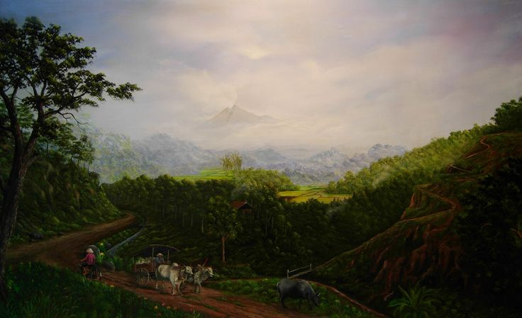 Di Sudut Pegunungan