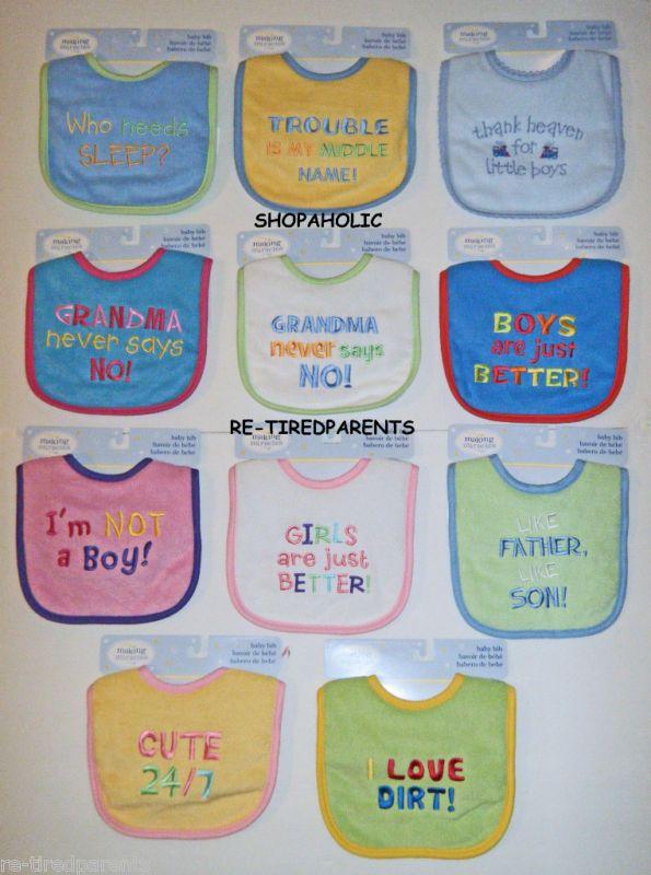 V2 Your Surname Thing Funny Baby Infants Bib Napkin