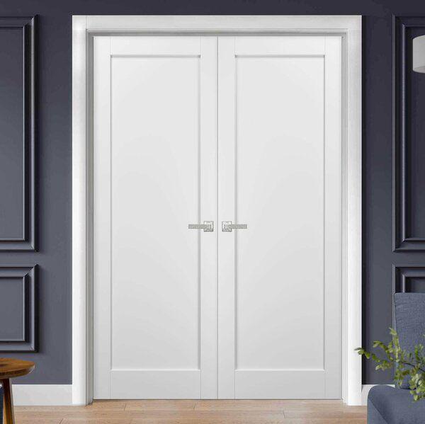 Paneled Manufactured Wood Quadro French Doors Panel Doors Doors Interior European Doors
