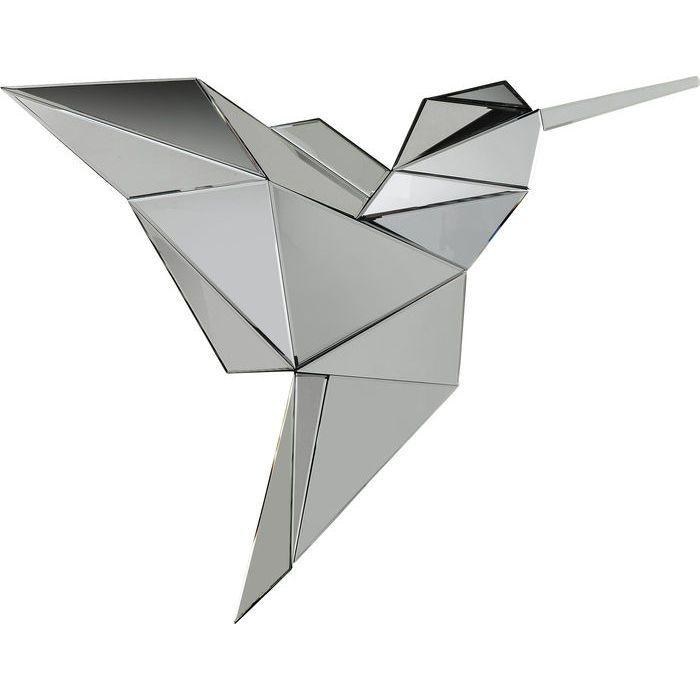 Mirror Origami Kolibri 124x100cm - KARE Design