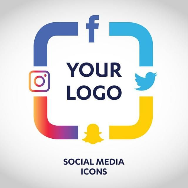 Social Media Icons Icon Social Media Png And Vector With