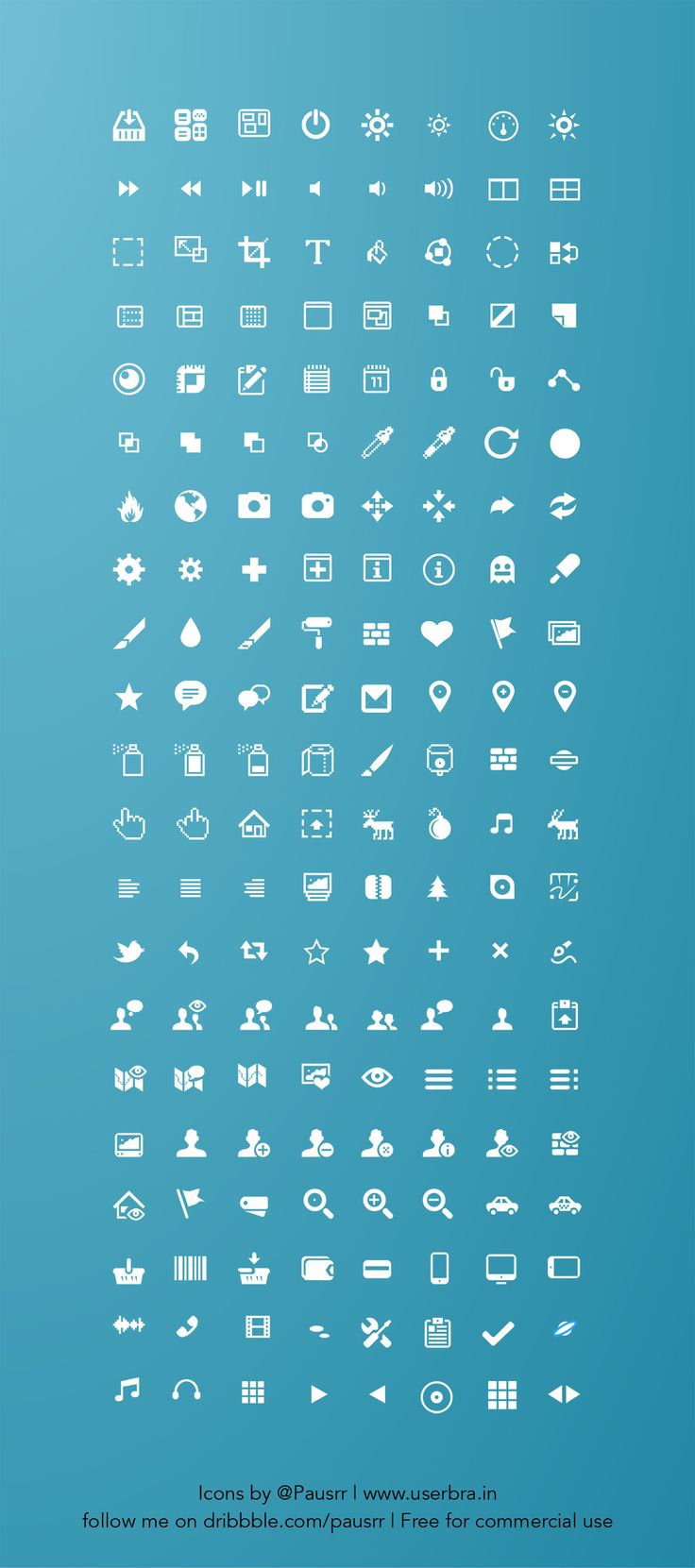 Sketch Icons (Free)