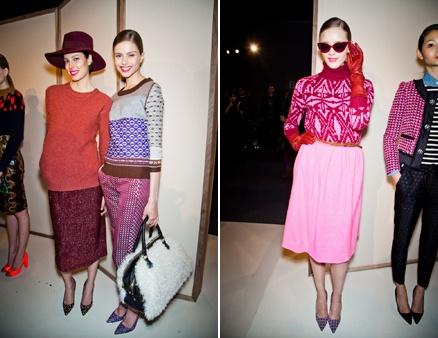 nix the pink & red.: Fall Clothing, Fashion Glamour, Fall Fashions, Cozy Knit, Fashion Style, Fall 2012, Fashion Tips, Fall Trends, Fall Fashion Trends