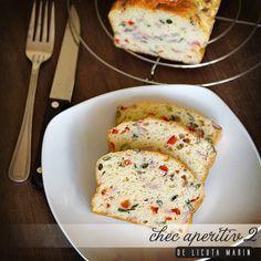 Din bucătăria mea: Chec aperitiv (2)