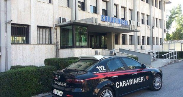 I Carabinieri sequestrano capi di abbigliamento ad un senegalese a Terni - Notizie dall'Umbria, Perugia, Terni, Bastia Umbra, Foligno, Orvieto, Lago Trasimeno, Città di Castello