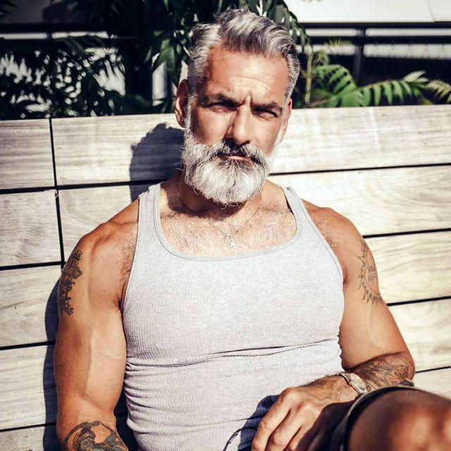 #beard #silverbeard #BeardManPL