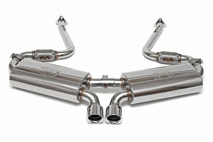 Fabspeed Motorsport - Porsche 986 Boxster Maxflo Performance Exhaust System, $2,295.00 (http://www.fabspeed.com/986-boxster-maxflo-performance-exhaust-system/)