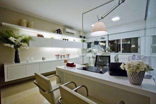 decoracao consultorio odonto dentista projeto