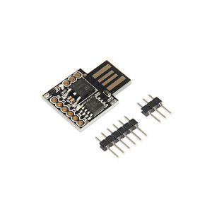 digispark kickstarter attiny 85 placa de desarrollo arduino general micro usb - Categoria: Avisos Clasificados Gratis  Estado del Producto: NuevoDelivery Details1Standard shipping carrier is ePacket with tracking code for United States address,delivery within 714 busienss days2For outside US address,standard shipping carrier is Hong Kong Post without tracking code,delivery within 2530 business daysWe provide a free tracking for order above 45USDPlease contact us if you want to add a…