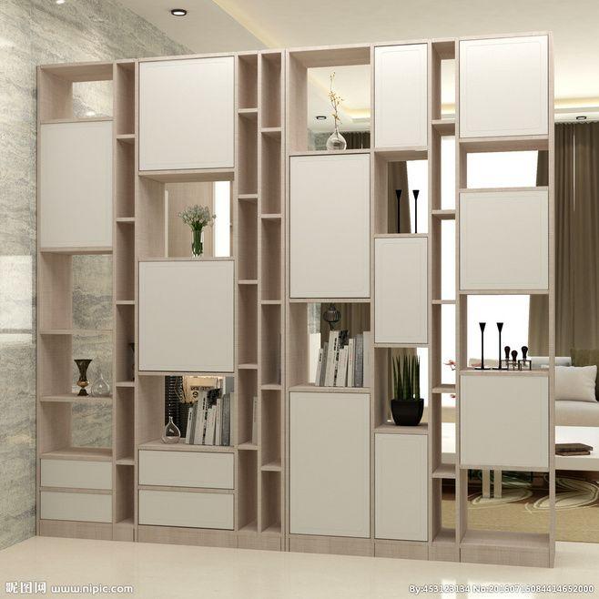 家居书柜-Bookcase #创意# #...