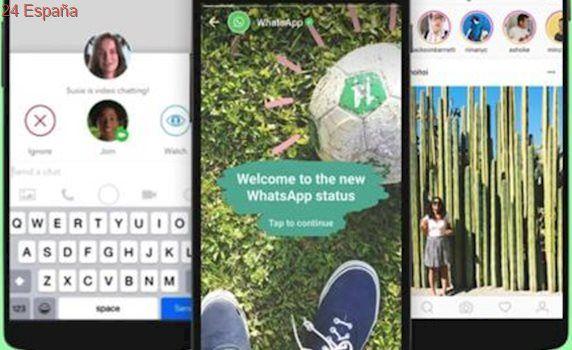 El curioso truco para compartir música en los estados de WhatsApp