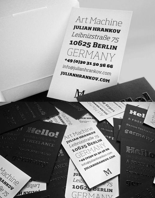 76 best business cards images on pinterest business cards carte 22varnish print businesscard reheart Image collections
