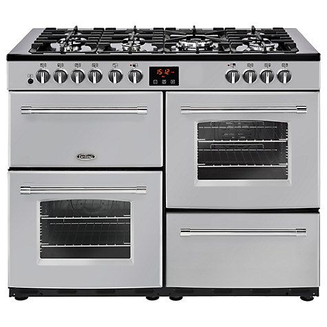 Buy Belling Farmhouse 110DF Dual Fuel Range Cooker Online at johnlewis.com
