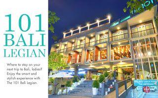 The 101 Bali Legian : Deluxe Ahead
