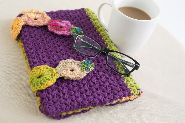 17 best images about october 2014 on pinterest candy corn crochet home decor and wine bags Crochet home decor on pinterest
